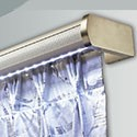 Metope curtain rail - S235